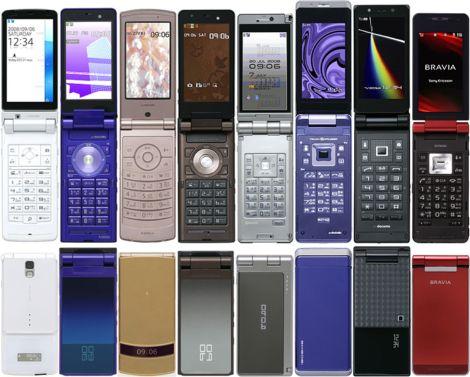 906i(左からF906i、N906i、N906iμ、N906iL onefone、P906i、SH906i、AQUOSケータイ SH906iTV、SO906i).jpg